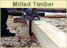 Milled Timber for Log Homes