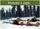 Build a Log Home with House Logs from Black Hills Spruce and Ponderosa Pine